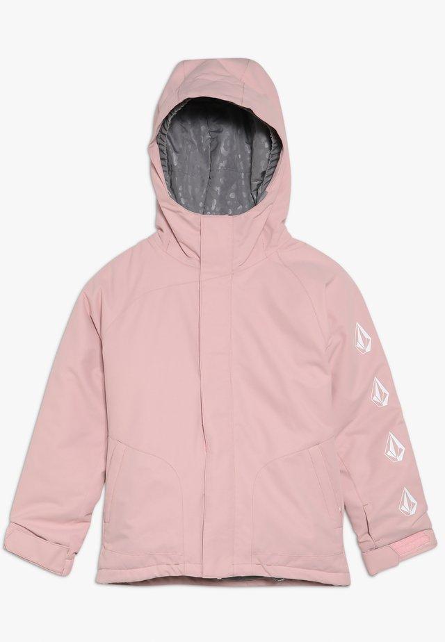 WESTERLIES - Snowboardová bunda - pink