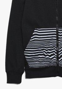 Volcom - GROHMAN - Fleece jacket - black - 2
