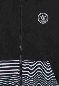 Volcom - GROHMAN - Fleece jacket - black - 4