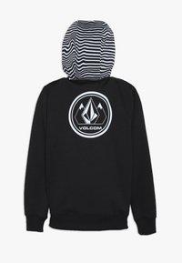 Volcom - GROHMAN - Fleece jacket - black - 1