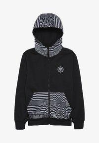 Volcom - GROHMAN - Fleece jacket - black - 3