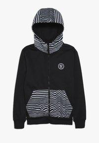 Volcom - GROHMAN - Fleece jacket - black - 0