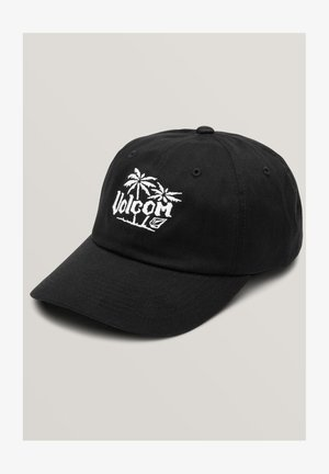 STONE DAD - Cap - black