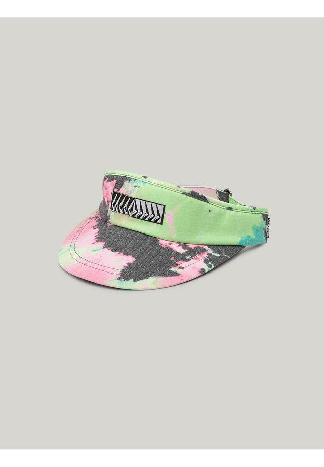 PHASES VISOR - Cap - multi-coloured