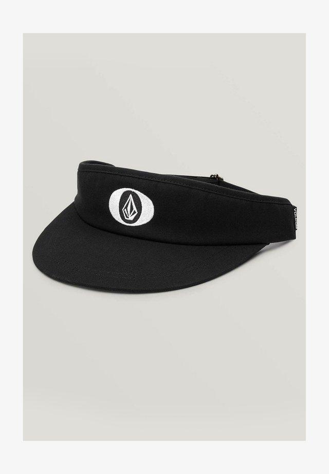 O VISOR - Casquette - black