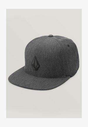 STONE TECH - Cap - charcoal heather