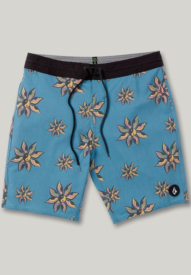 HOMME  - Swimming shorts - hydro_blue