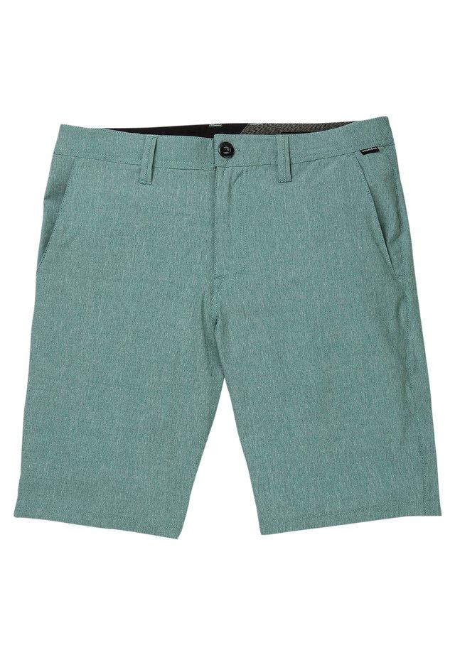 Swimming shorts - hydro_blue