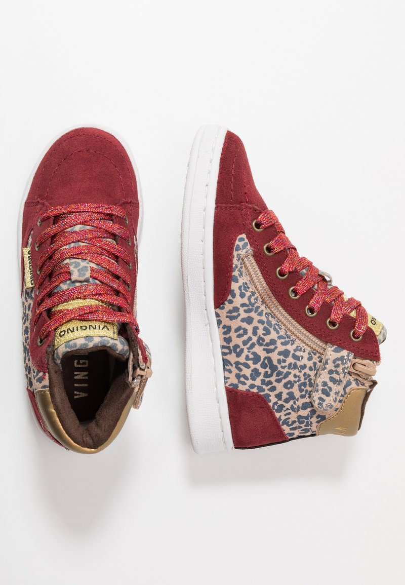 Vingino - TESSA - High-top trainers - earth red