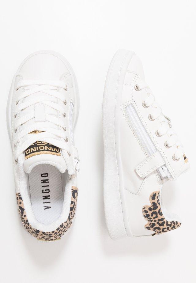 TORNEO - Sneaker low - retro white