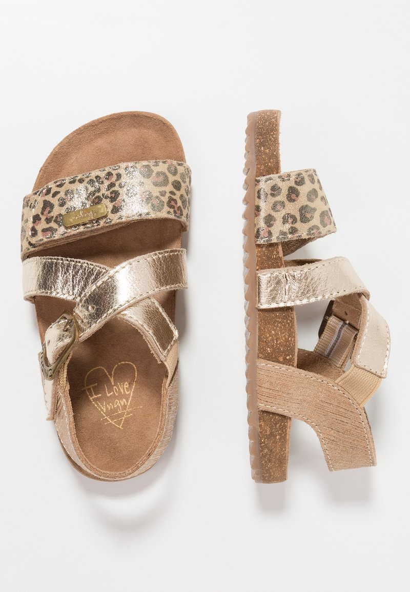 Vingino - Sandals - light sand