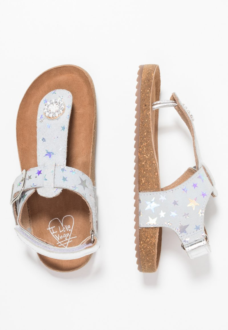 Vingino - SOPHIE - T-bar sandals - cloud grey
