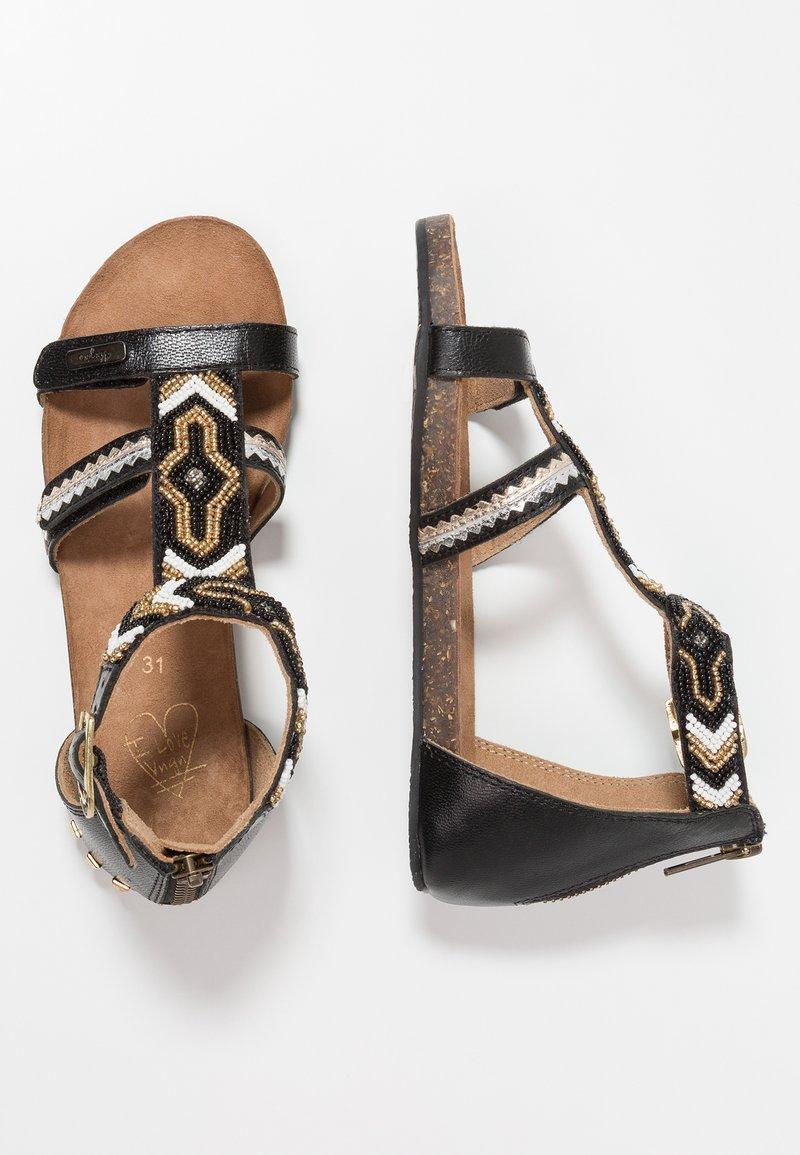Vingino - AUDREY - Sandals - black