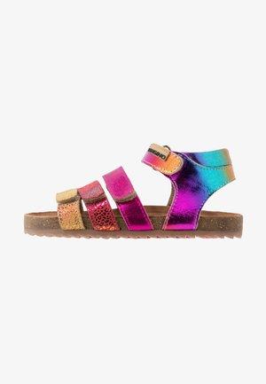 GIORGIA - Sandály - multicolor/pink