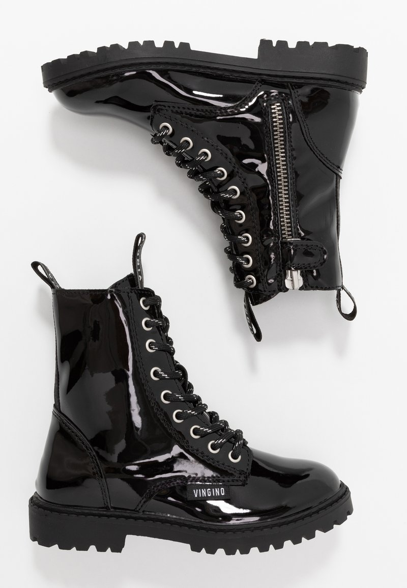 Vingino - EVA HIGH - Classic ankle boots - black