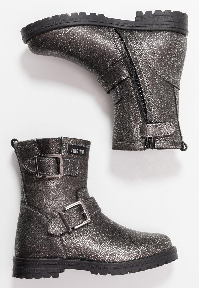 Vingino - ANNA - Stiefelette - dark grey