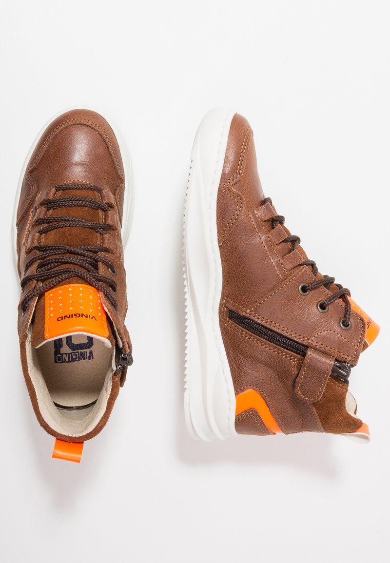 Vingino - NINNO - Sneaker high - brown