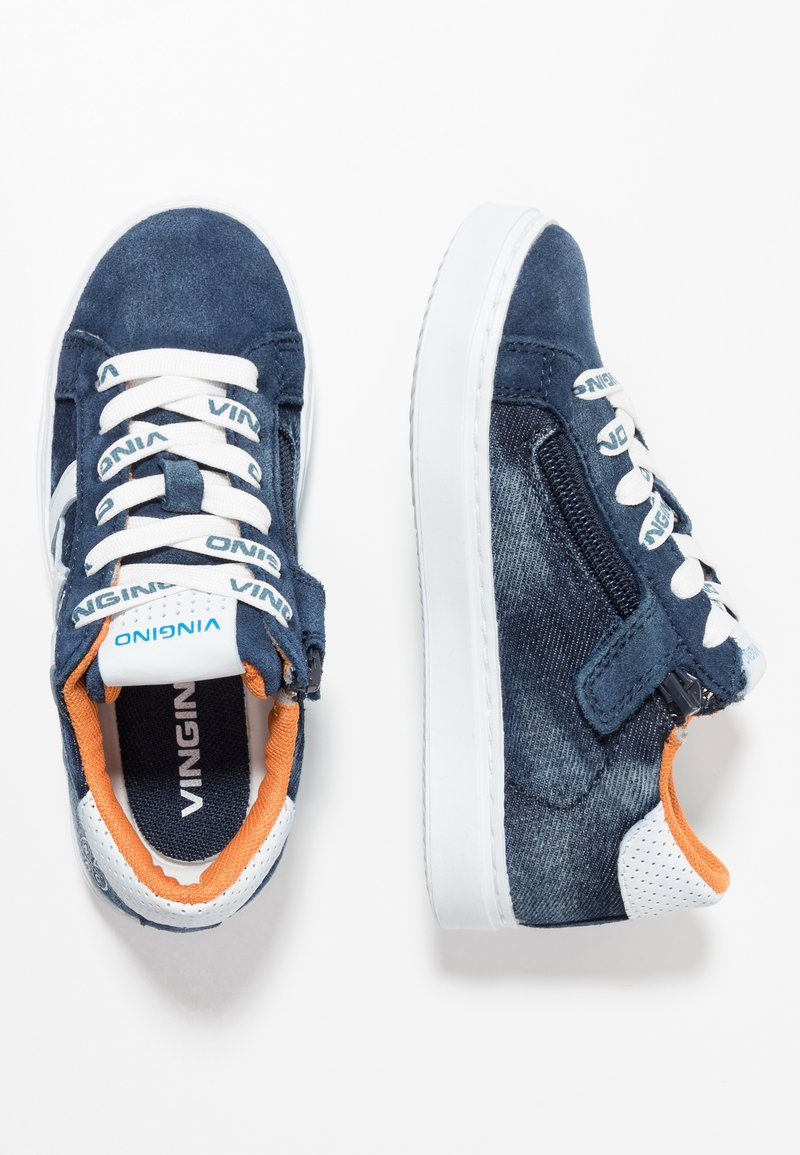 Vingino - TIZIANO STAR - Sneaker low - dark blue