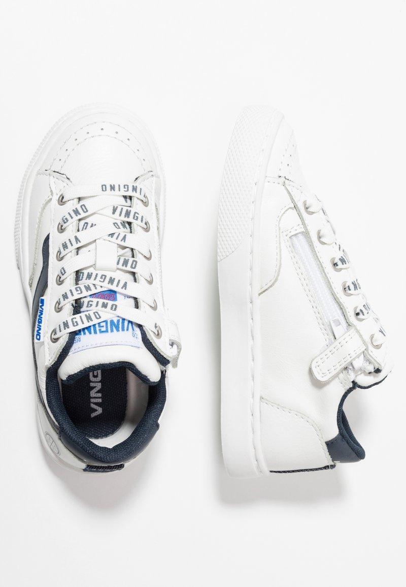 Vingino - KENTO - Sneaker low - white/navy