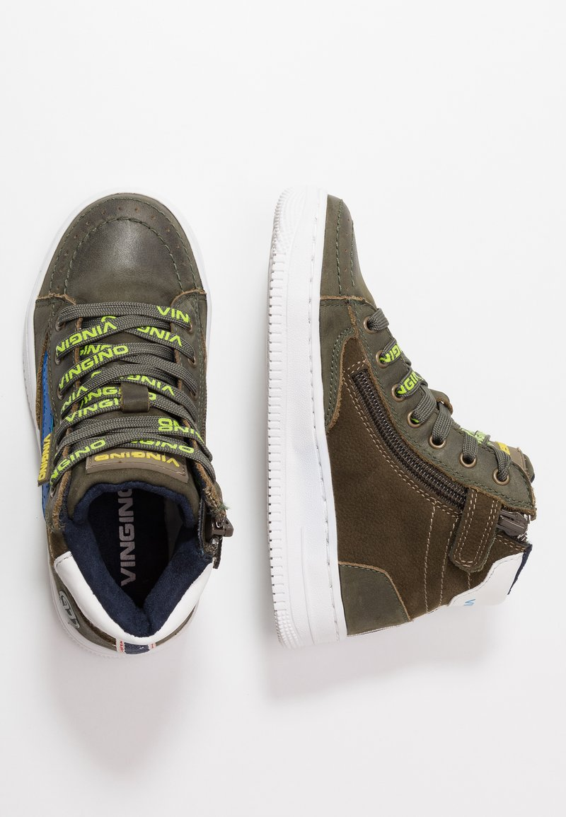 Vingino - MAR - Sneaker high - army green