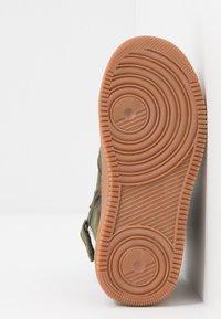 Vingino - ELIA MID - Sneaker high - army green - 5