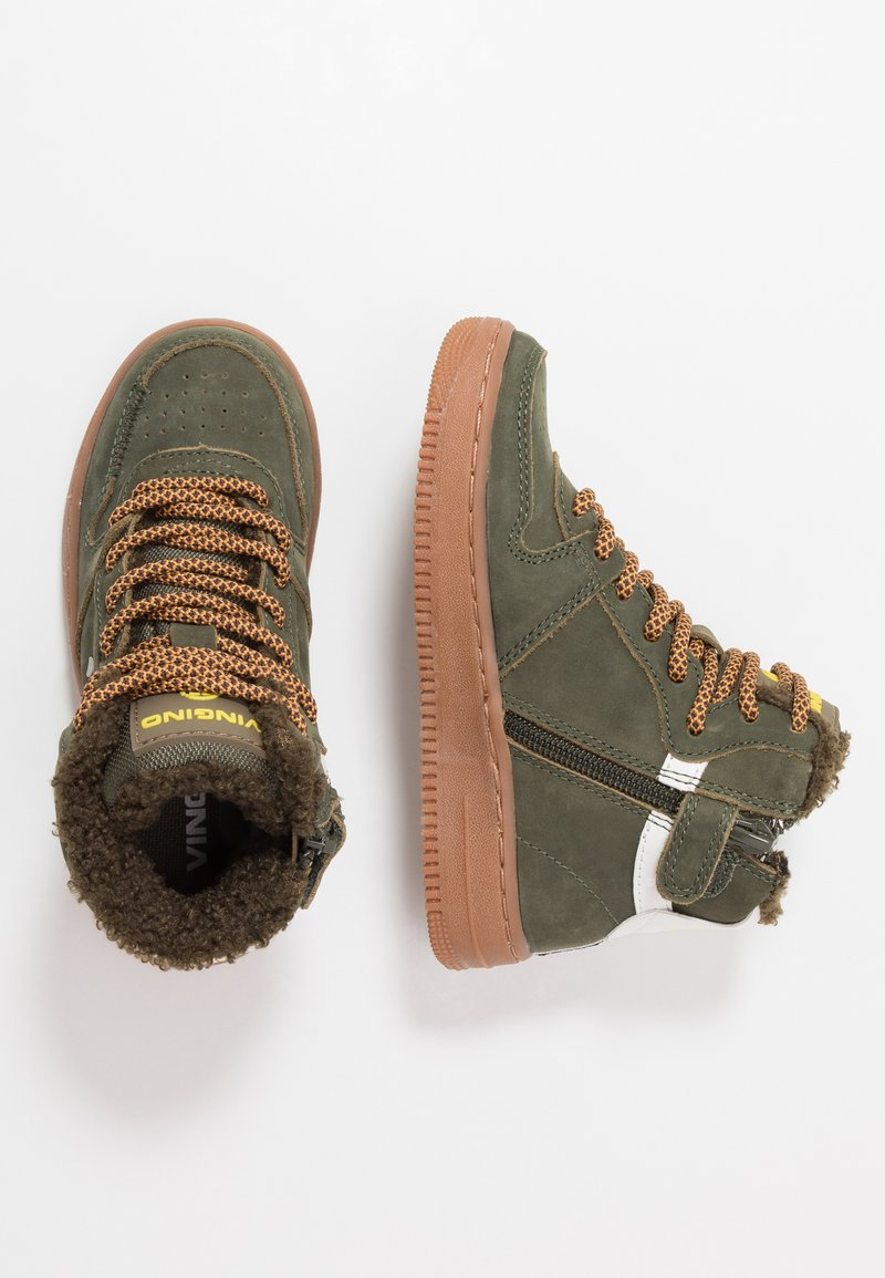 Vingino - ELIA MID - High-top trainers - army green