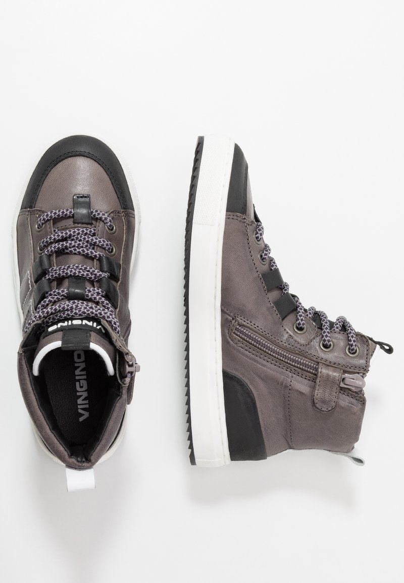 Vingino - MANNIX MID - Sneakers hoog - clay grey