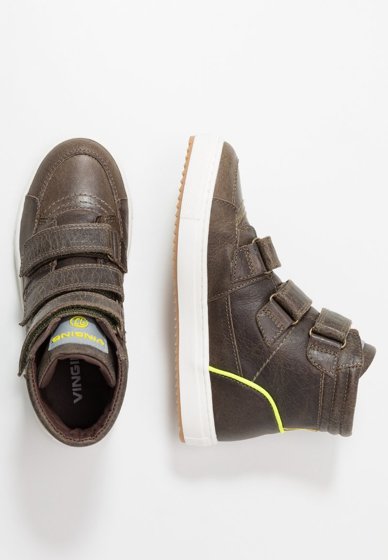 Vingino - SIL MID - High-top trainers - army green