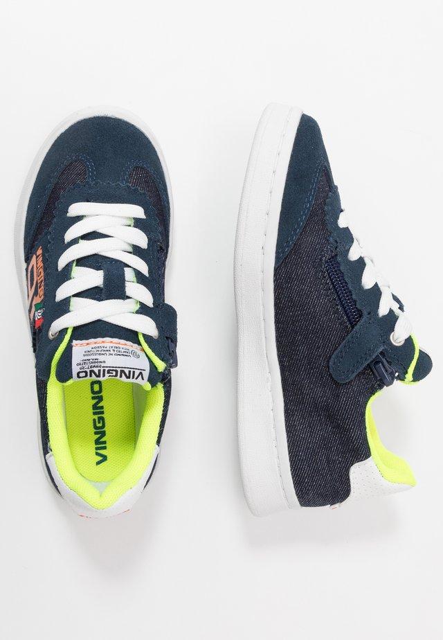 DANILO - Sneaker low - blue