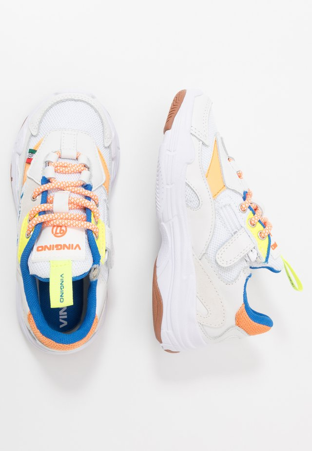 DANNY - Sneaker low - multicolor/white