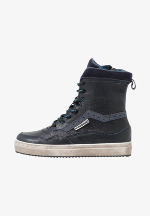RICK - Zapatillas altas - night blue
