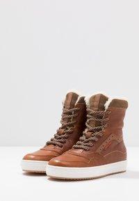Vingino - RICK - Sneaker high - cognac - 3