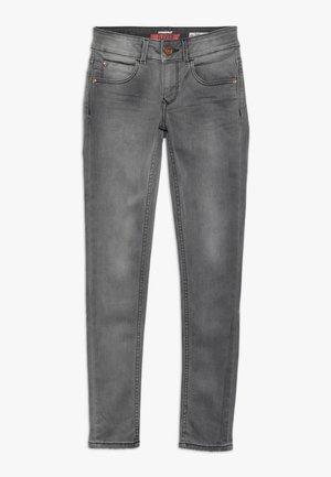 BETTINE - Jeansy Skinny Fit - dark grey vintage