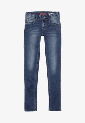BETTINE - Skinny džíny - dark-blue denim