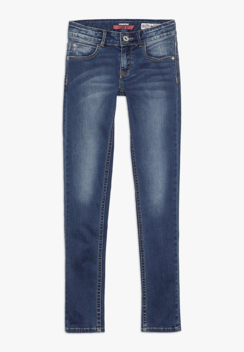 Vingino - BETTINE - Jeans Skinny Fit - dark-blue denim