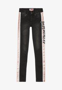 Vingino - BEATA - Skinny džíny - black vintage - 3