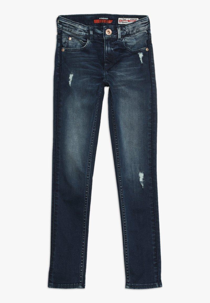 Vingino - BRITTE - Jeans Skinny Fit - dark used