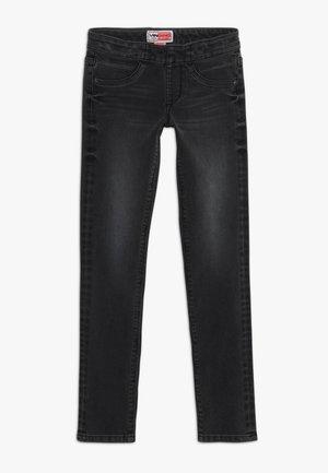 BIRIBA - Skinny džíny - dark grey vintage