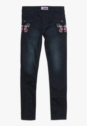 BUTTERFLY - Jeans Skinny Fit - deep dark