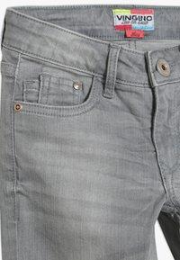 Vingino - AMORI - Skinny džíny - light grey - 3