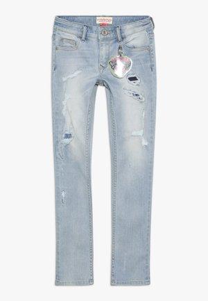 AVENIDA - Skinny džíny - light vintage