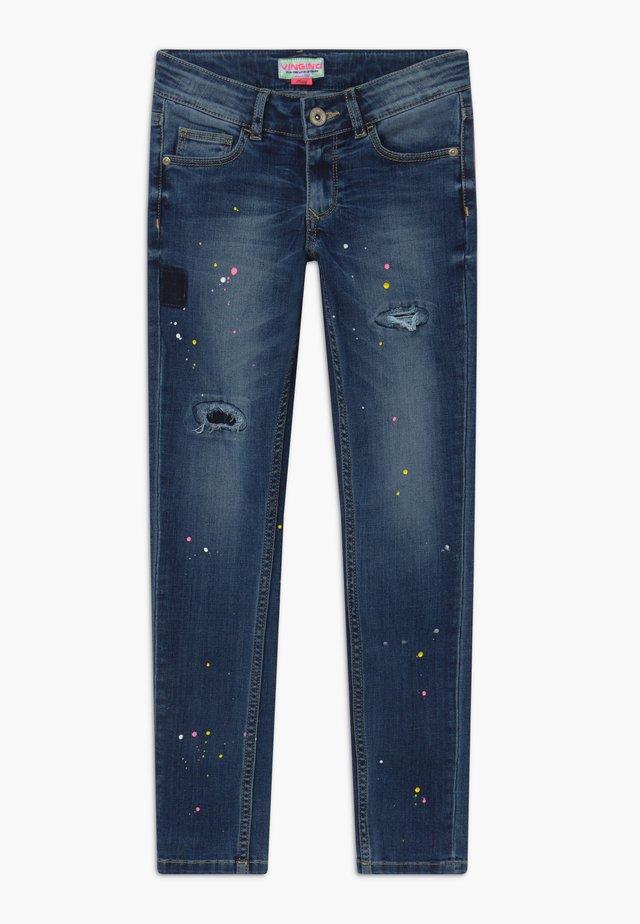AVENIDA - Skinny džíny - blue vintage