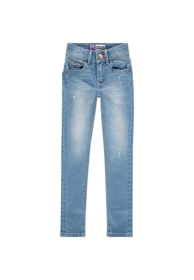 CHELSEA - Straight leg jeans - light blue stone