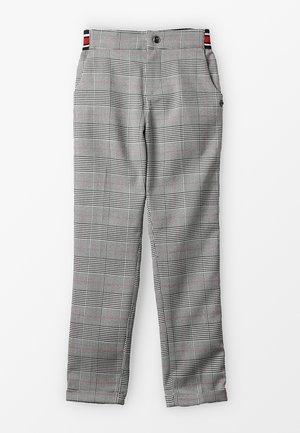 SCATY - Kalhoty - grey check