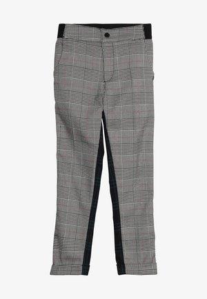 SEENY - Trousers - deep black