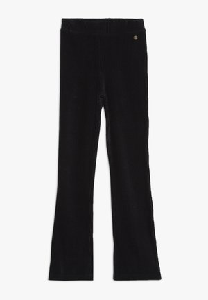 SESTIYA - Pantalones - deep black