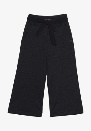 SOLGITA - Pantalones - dark blue