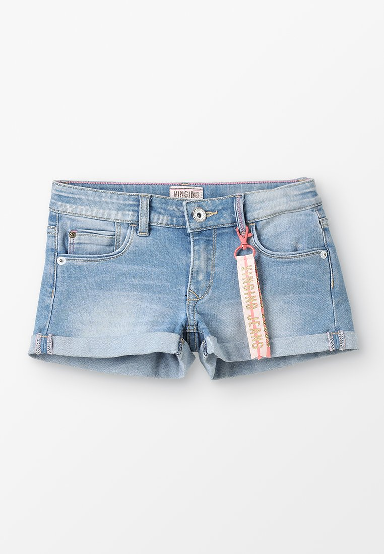 Vingino - DOLOMITI - Jeans Shorts - light vintage
