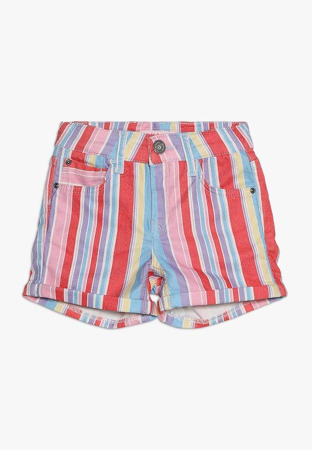 SORELLA - Jeans Shorts - soft lilac
