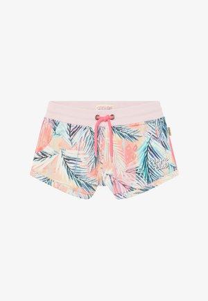 ROSITA - Tracksuit bottoms - soft neon peach